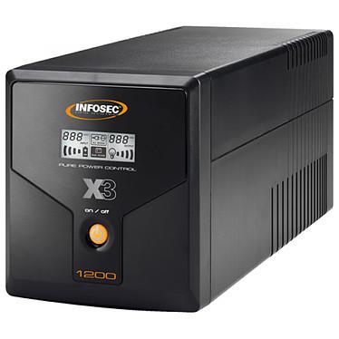 Infosec X3 EX LCD USB 1200