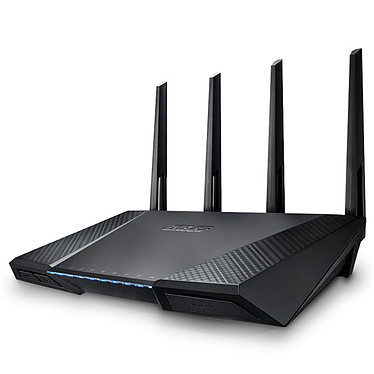 Wi-Fi AC 1733 Mbps (IEEE 802.11ac) ASUS