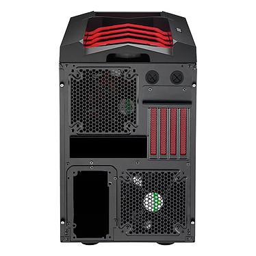 Aerocool XPredator Cube (Rouge) pas cher