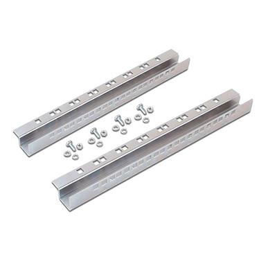 """DIGITUS DN-19 MA-WM-SH-09U Angles de fixation pour armoires 19"""" SOHO 09U"""