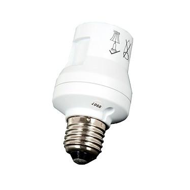 COCO AFR-060 Douille à fonction interrupteur (E27, 100 W) avec 6 adresses mémoire