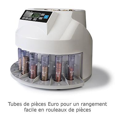 Avis Safescan 1200 EUR Compteuse trieuse de pièces Euro