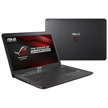 """ASUS G741JW-T7101H Intel Core i7-4720HQ 16 Go SSD 128 Go + HDD 1 To 17.3"""" LED Full HD NVIDIA GeForce GTX 960M Graveur DVD Wi-Fi N Webcam Windows 8.1 64 bits (garantie constructeur 1 an)"""