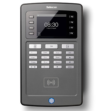 Safescan Pointeuse par badge TA-8010