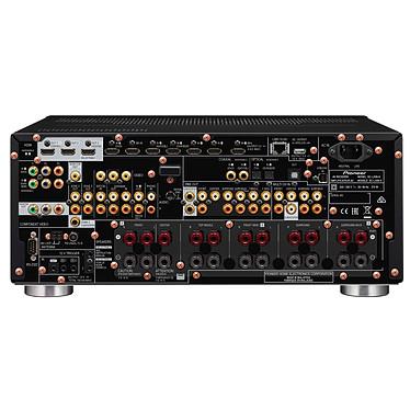 Avis Pioneer SC-LX88-K Noir + B&W MT-60 Noir