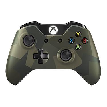 Microsoft Xbox One Wireless Controller Camouflage (Xbox One)
