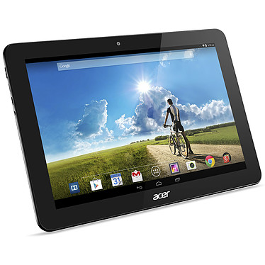 "Acer Iconia A3-A20 K7NL Gris Tablette Internet - ARM Cortex A7 1.3 GHz 1 Go SSD 16 Go 10.1"" LED Tactile Wi-Fi N/Bluetooth Webcam Android 4.4"