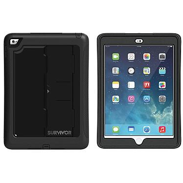 Griffin Survivor Slim for iPad Air 2 Noir