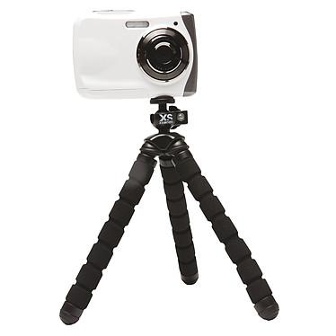 XSories Bendy Noir Trépied 18cm pour caméra GoPro et appareil photo