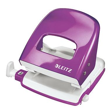 Leitz NeXXt WOW 5008 Violet Perforateur 2 trous jusqu'à 30 feuilles de papier (80 g/m²)