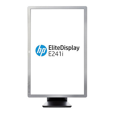 "Acheter HP 24"" LED - EliteDisplay E241i (F0W81AT)"
