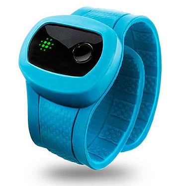 X-Doria KidFit Bleu Bracelet connecté waterproof Bluetooth pour enfant compatible Android et iOS