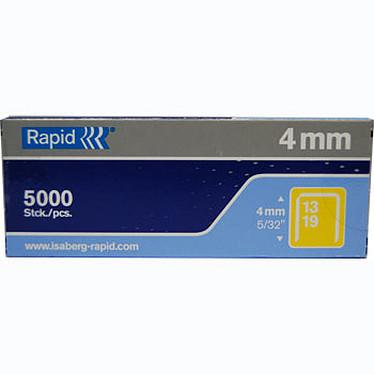 Rapid Agrafes 13/4 par 5000