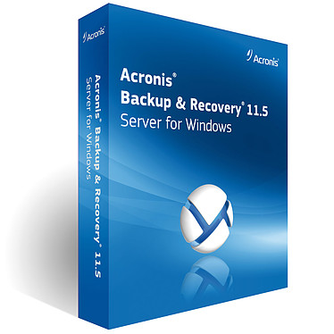 Acronis Backup pour Windows Server
