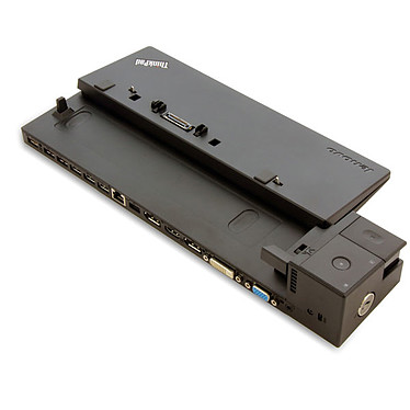 Lenovo ThinkPad Ultra Dock 90W Station d'accueil pour ordinateur portable Lenovo ThinPad L460 / T460 / T560 / P50s