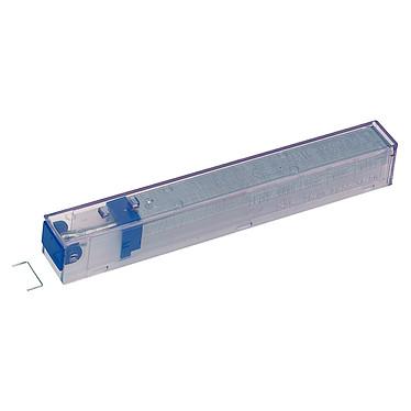 Leitz Caja K6 de 5 recambios de 210 grapas 26/6 Azul Set de 5 cajas de 210 grapas 26/6 azul