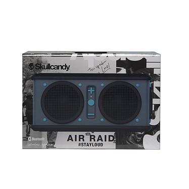 Skullcandy Air Raid gris / noir et bleu pas cher