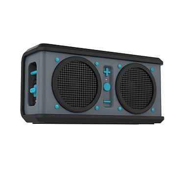 Skullcandy Air Raid gris / noir et bleu Enceinte Stéréo Bluetooth