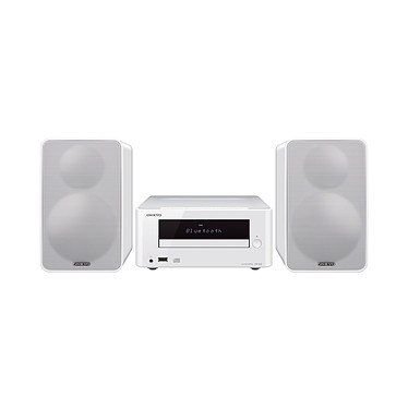 Onkyo CS-265 Blanc Mini-système CD Hi-Fi Bluetooth NFC