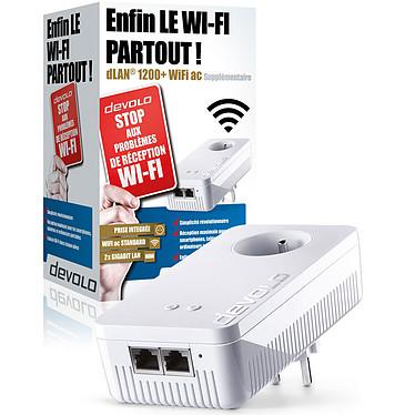 Devolo dLAN 1200+ Wi-Fi AC Triple Pack pas cher