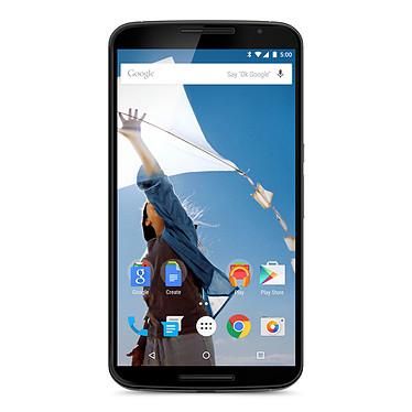 "Motorola Nexus 6 32 Go Blanc Smartphone 4G-LTE avec écran tactile Quad HD 5.96"" AMOLED sous Android 5.0"