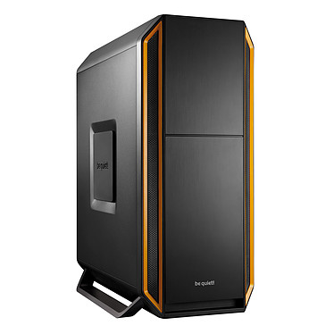 be quiet! Silent Base 800 (Noir/Orange) Boîtier grand tour
