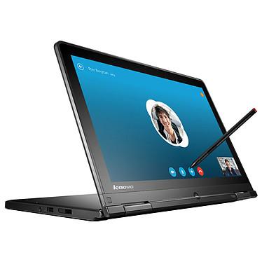 "Lenovo ThinkPad Yoga (20CD00EAFR) Intel Core i7-4510U 8 Go SSD 256 Go 12.5"" LED Tactile Wi-Fi AC/Bluetooth Webcam Windows 8.1 Pro 64 bits"