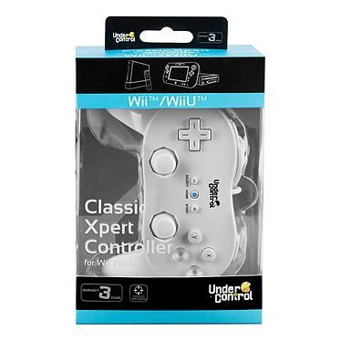 Under Control Classic Xpert Controller (coloris blanc) pas cher