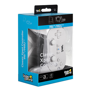 Acheter Under Control Classic Xpert Controller (coloris blanc)