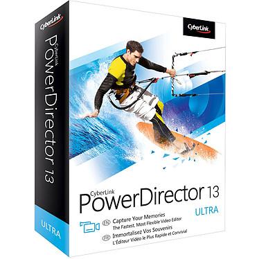 Avis Pack Cyberlink Powerdirector 13 Ultra et PhotoDirector Ultra 5