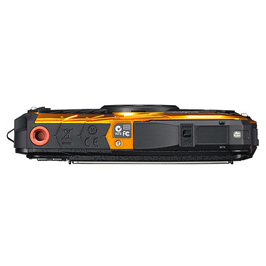 Ricoh WG-30W Orange pas cher