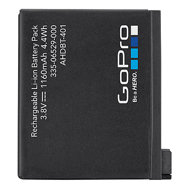 GoPro Battery Batterie rechargeable pour caméra GoPro HERO 4