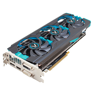 Avis Sapphire Radeon R9 280X Vapor-X 3G GDDR5 TRI-X with Boost