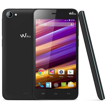 """Wiko Jimmy Noir/Bleu Smartphone 3G+ Dual SIM avec écran tactile 4.5"""" sous Android 4.4"""