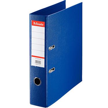 Esselte classeur à levier standard 2 Anneaux dos 75 mm Bleu