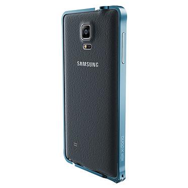 X-Doria Bumper Gear Bleu pour Galaxy Note 4