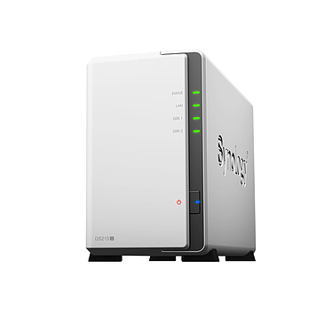 Avis Synology DiskStation DS215j