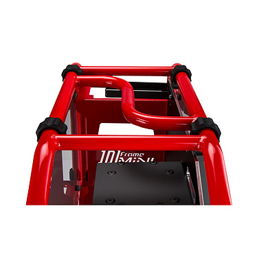 IN WIN D-Frame Mini Rouge pas cher
