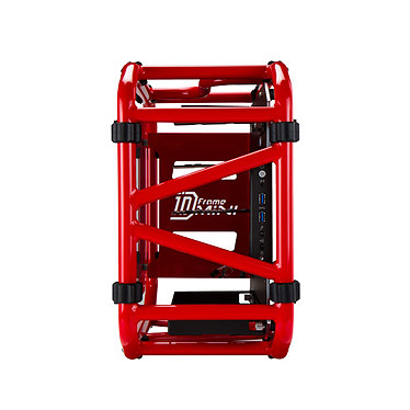 Avis IN WIN D-Frame Mini Rouge
