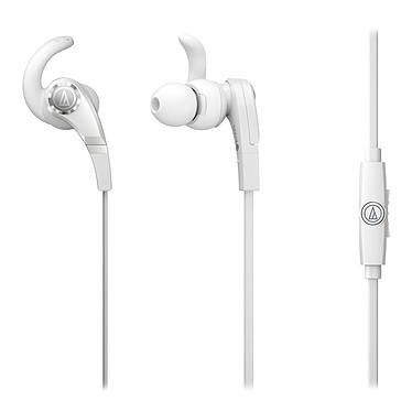 Audio-Technica ATH-CKX7IS blanco Auriculares internos con control remoto y micrófono