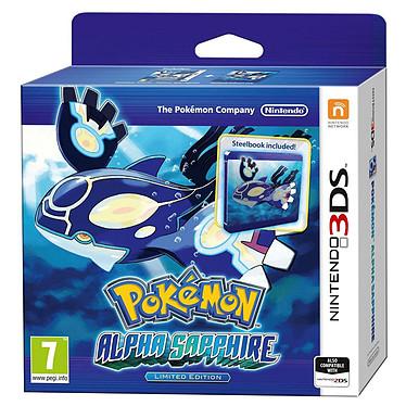 Pokémon : Saphir Alpha + Steelbook Édition Limitée  (Nintendo 3DS/2DS)
