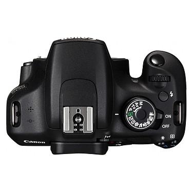 Canon EOS 1200D + Objectif EF-S 18-55 mm III DC pas cher