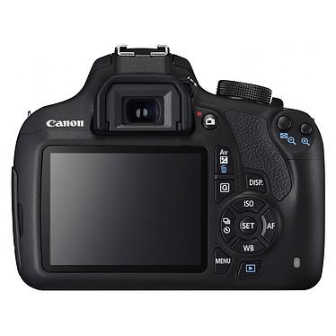 Acheter Canon EOS 1200D + Objectif EF-S 18-55 mm III DC