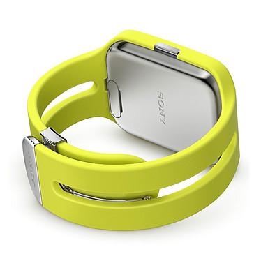 Avis Sony SmartWatch 3 Silicone Jaune