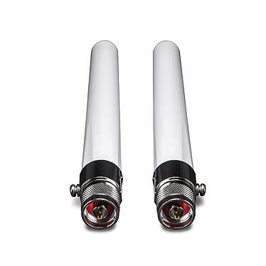 TRENDnet TEW-AO46S  Kit d'antennes Omni dual band extérieures avec protecteur de surcharge 4/6 dBi