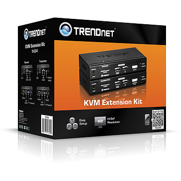 TRENDnet TK-EX4 pas cher