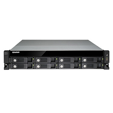 QNAP UX-800U-RP Boîtier d'extension RAID économique pour le Turbo NAS - 8 baies (sans disque dur)