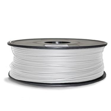 PP3DP Filament ABS UP! 700g pour imprimante 3D - Blanc  Bobine 1,75mm pour imprimante 3D