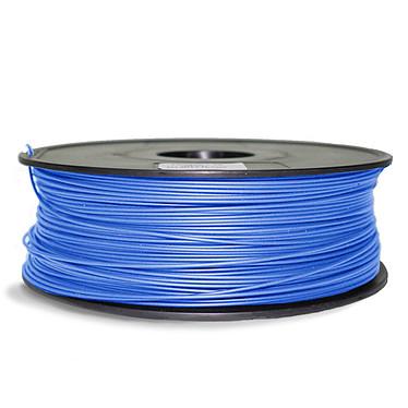 PP3DP Filament ABS UP! 700g pour imprimante 3D - Bleu Bobine 1,75mm pour imprimante 3D