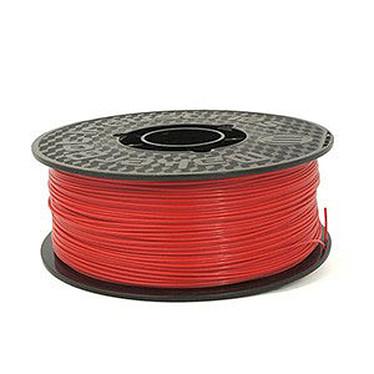 MakerBot Bobine ABS 1Kg pour imprimante 3D - Rouge